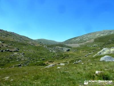 El Morezón - Sierra de Gredos; senderismo organizado; viajes y excursiones;caminar deprisa